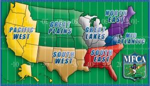 MFCA Regions