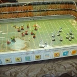 Sixth Grade Class Works to Restore Old Electric Football Toy
