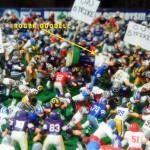 Miniature Electric NFL Lockout Leads to Violence Today