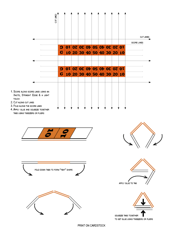 Field Dress Kit with Instructions