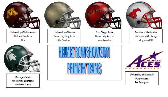 Primary Teams