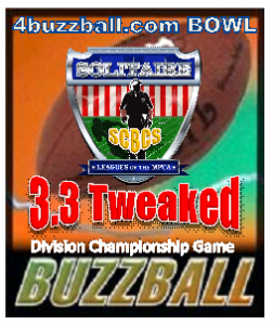 Buzzball BOWL GAME logo