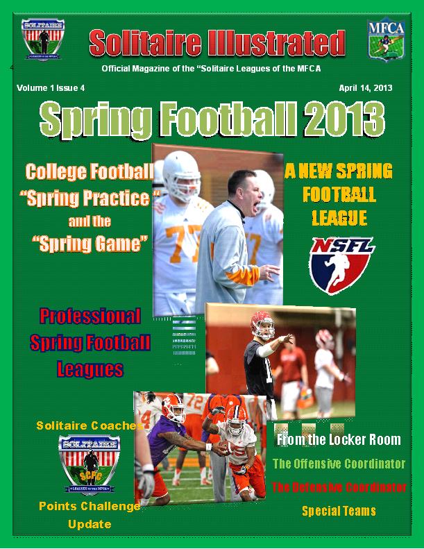 Spring Football 2013