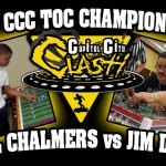 Will Chalmers vs Jim Davis