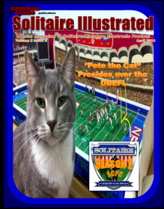 April Issue of Solitaire Illustrated