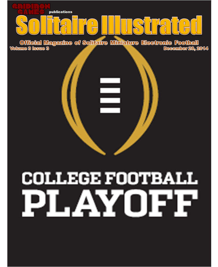 College Football Playoff Edition